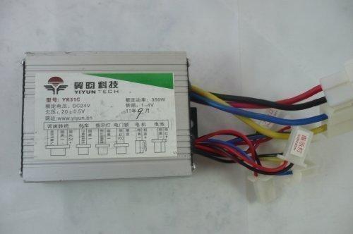 HMparts E - SCOOTER CENTRALINA/CONTROLLER 24 V 350 W