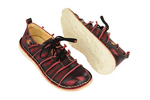 Schwarz v4 Ejecteject Mujer Baja 36 Dunas Schuhe Gr Rot In 11180 E Negro Zapatilla CqwXSgxq