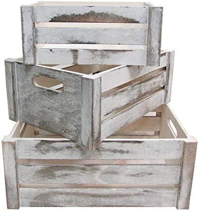 Admired Nature Distressed Decorative Rectangle product image