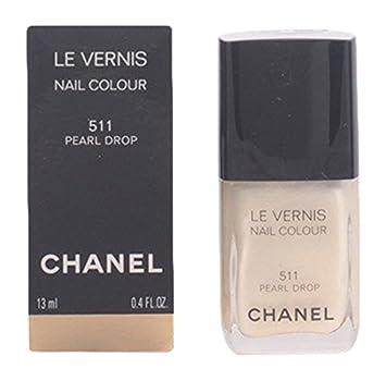 Amazon.com : Chanel Le Vernis Nail Colour 511 Pearl Drop : Nail ...
