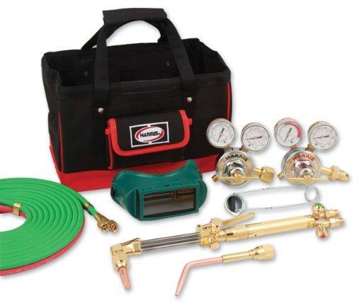 Harris 4403224 8525GX-510 DLX S Steel Worker Bag Kit