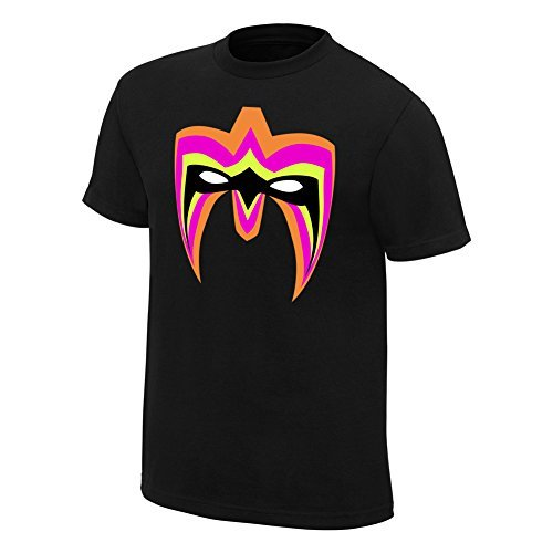 The Ultimate Warrior ''Parts Unknown'' Black T-Shirt by WWE Authentic Wear