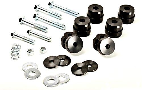 - Proforged 134-10005 Billet Aluminum Subframe Bushing Kit