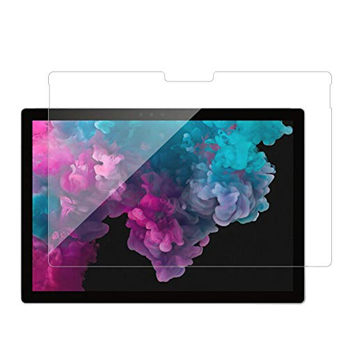 Vansee❤❤Ultra Slim 9H Tempered Glass Screen Protector for Surface Pro 6 12.3 inch -