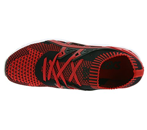 Rojo Unisex Running Trainer De Knit kayano Adulto Zapatillas Gel Asics Competición Sg8vwBBq
