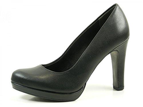 Tamaris 1-22426-29 zapatos de tacón alto para mujer Schwarz (Black Matt)