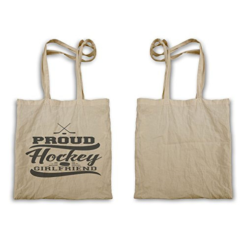 Tote Bag Fidanzata Fiero Hockey T286r