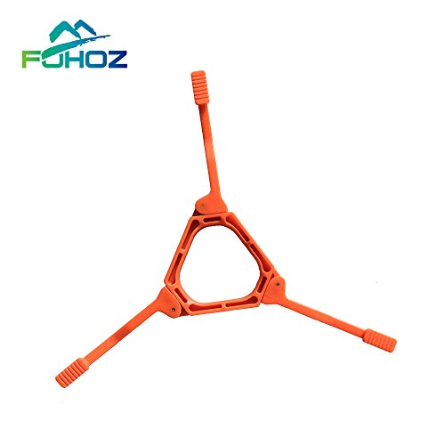 Outdoor Camping Gas Tank Stove Base Holder Cartridge Bus Tripod Bottle Support .