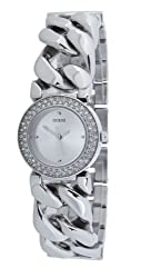 Guess W90081L1 Ladies JAZZ Silver Watch