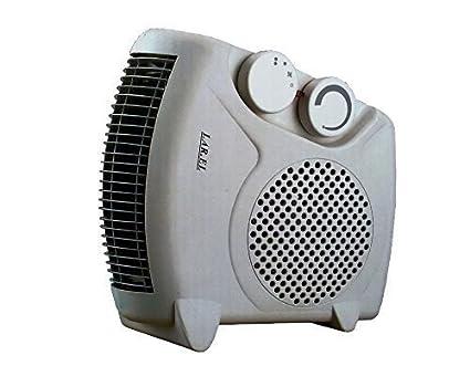 Calentador de espacio del eléctrico Caldobagno calentador LAREL 2000 Watts con termostato