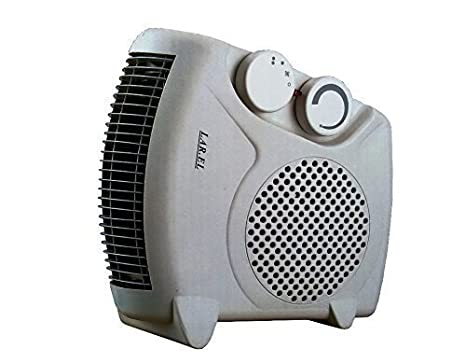 Stufetta elettrica caldobagno termoventilatore larel 2000 watt con