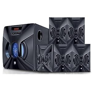 iBALL Boom Box Bluetooth 5.1 Speaker Black