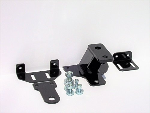 P&M Fabrication Universal 3 Way Lawn Garden Tractor Hitch