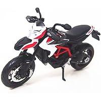MAISTO 1:12 2013 DUCATI HYPERMOTARD SP 1100 Motorcycle Bike Diecast Model toy