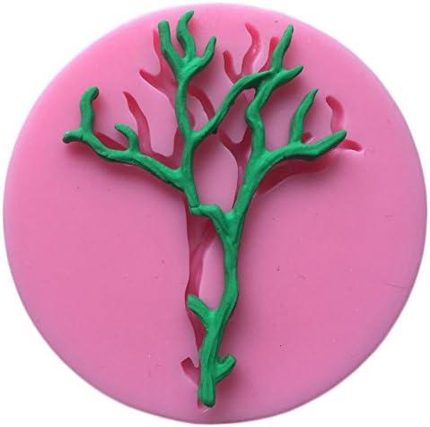 Halloween molde de rama de árbol – moldfun Halloween Sangre buque ...