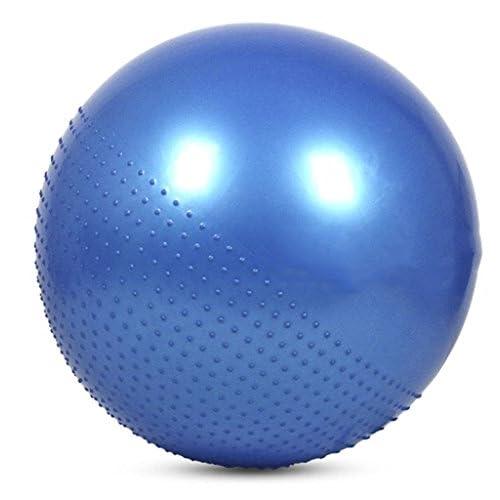 Ailin home- Gym Ball Yoga Ball Prévient l'explosion Augmenter la boule de gymnastique sans tache et écologique de l'épaisseur