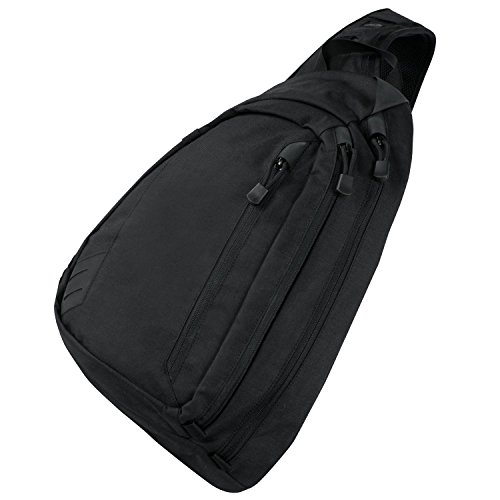 (CONDOR Elite Sector Sling Pack Bag (Black))