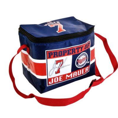 MLB Zipper Lunch Bag MLB Team: Minnesota (Minnesota Twins Lunch)