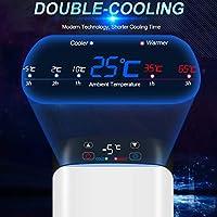 Nevera Eléctrica Portátil Mini refrigerador Nevera eléctrica fría ...