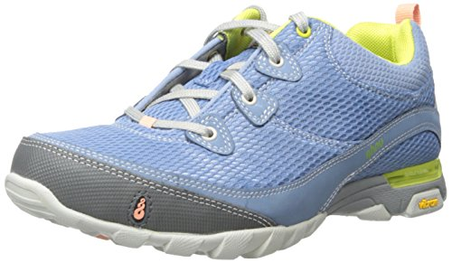 Ahnu Women's Sugarpine Air Mesh Hiking Shoe, Polar Sky, 9.5 M US