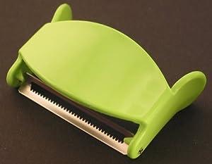 Universal-Schäler grün -schneidet dünn-