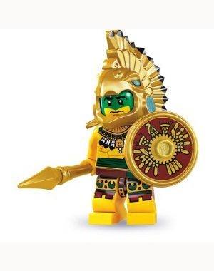 Lego Minifigures Series 7 – Aztec Warrior – OPENED, Baby & Kids Zone