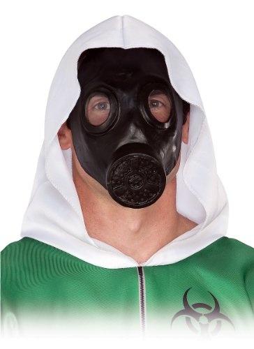 [Gas Mask Adult Accessory] (Halloween Costumes With Gas Mask)