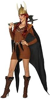 Generique - Disfraz Vikingo de los Dragones Mujer M: Amazon.es ...