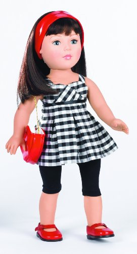 "Madame Alexander Dolls, 18"" Party Perfect, Favorite Friends Collection"