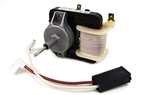 Fits Whirlpool Kenmore 4389144 Evaporator Fan Motor W10128551 12002744 by Fits Whirlpool Kenmore
