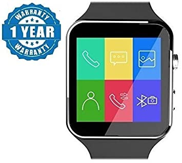 NALMAK Bluetooth Smart Watch with Android 5 1 OS, Music
