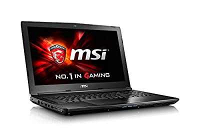 MSI Gaming Notebook Laptop