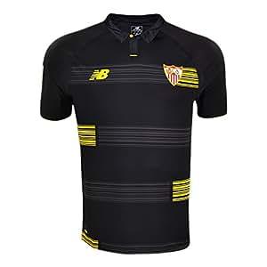 New Balance 3ª Equipación Sevilla FC 2015/2016 - Camiseta Oficial, Talla M