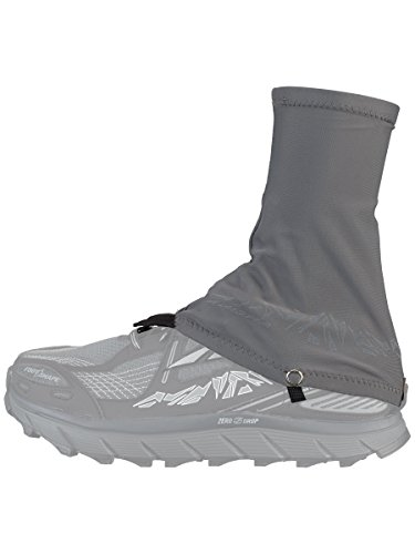 Altra 4 PT Trail Gaiter - Gray Small/Medium