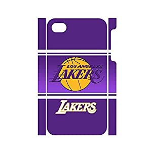 THYde Luxurious Basketball Team Logo Hard Plastic Phone Shell for Iphone 5/5s Case ending