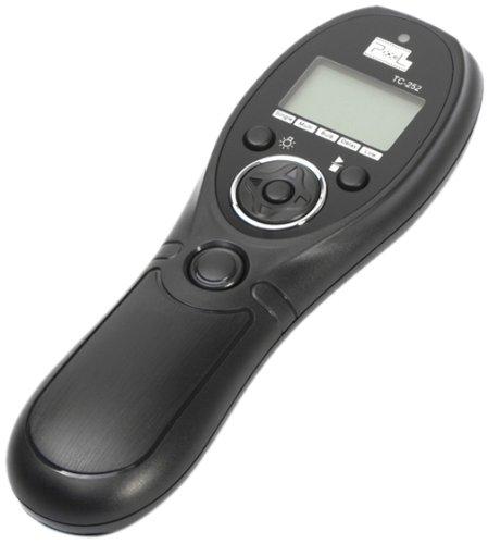 5 opinioni per Pixel TC-252/DC2- Telecomando a filo con timer e connettore DC2 per Nikon DSLR