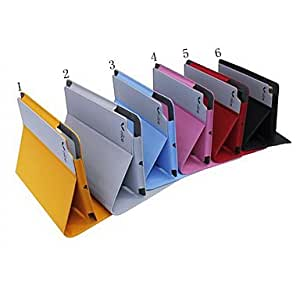 Double Dual color PC Protective Case Bluetooth Keyboard for ipad 2 3 4 , 5