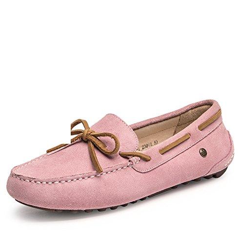 Zapatos de frijoles/Zapato del plano/Versión coreana de zapatilla de deporte/zapatos casuales/escoge los zapatos B