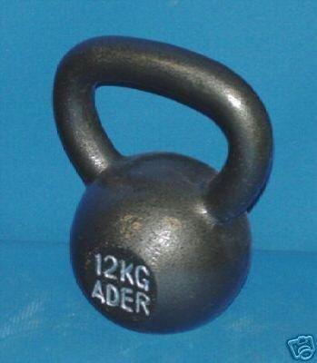 Ader Premier Kettlebell- (12kg)