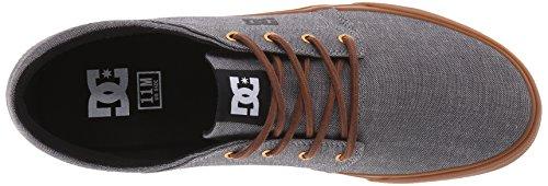 Hombre Gris Trase Shoes DC TX para Zapatillas q4agC