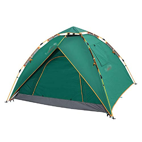 NILINLEI Large Automatic Open Tent, Waterproof Outdoor Folding Camping Hiking Tent Dome design140230210cm