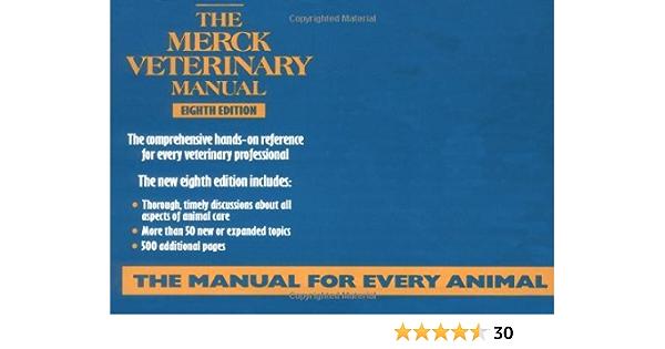 manual veterinar giardia merck)