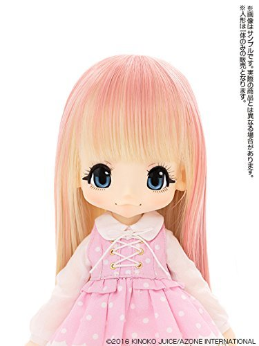 [AZONE] KIKIPOP! Sunny Bunny Date strawberry milk [doll]