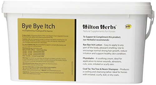 Hilton Herbs Bye Bye Itch Seasonal Skin Allergy Supplement for Horses, 2kg Tub by Hilton Herbs (Image #2)