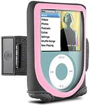 DLO Action Jacket for iPod nano 3G (Black/Pink)