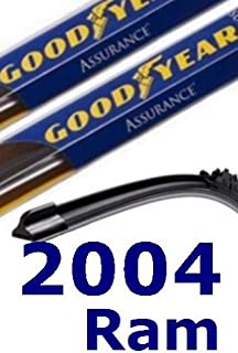 product image for 2004 Dodge Ram Replacement Windshield Wiper (2 Blades)