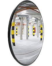 PrimeMatik - Espejo Convexo de señalización Seguridad vigilancia 45cm Interiores