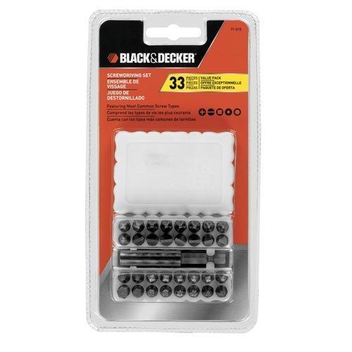 Black & Decker Hex Drill - 6