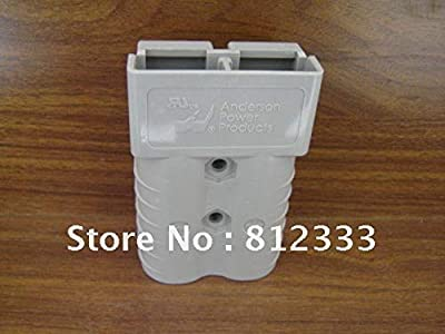 Davitu Genuine Anderson 906 Gray SB350A 600V Housing Only Power Connector Battery Plug FOR FORKLIFT GOLF SIGHTSEEING STACKER PALLET
