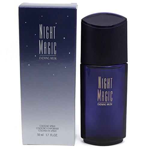 Avon Night Magic Evening Musk 2006 Version For Women Cologne Spray 1.7 oz / 50 ml